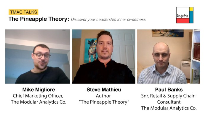 """TMAC Talks: Loss Prevention and """"The Pineapple Theory"""""""